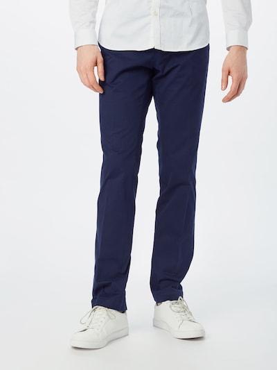 HUGO Hose 'Gerald182W' in blau, Modelansicht