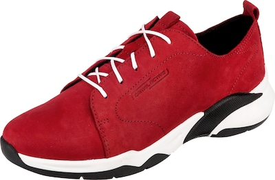 CAMEL ACTIVE Sneakers 'Low' in rot, Produktansicht