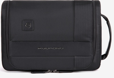 Piquadro Kulturtbeutel  'Tokyo' 29 cm in schwarz, Produktansicht