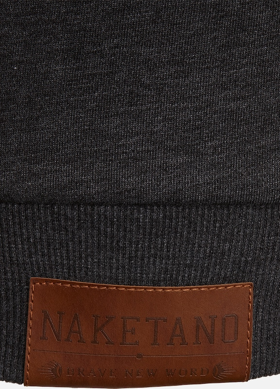 naketano Female Sweatshirt 'Reorder VIII'