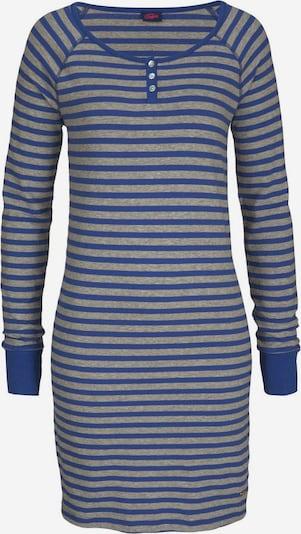 BUFFALO Nachthemd in blau / grau, Produktansicht