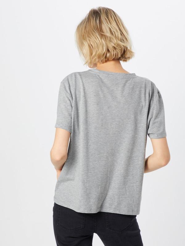 Gris shirt Oversize Na T En kd sxhQrCBtd