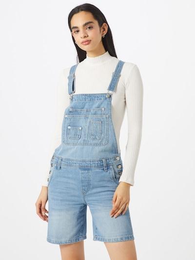 Džinsinis kombinezonas 'ABBY FABBY' iš Pepe Jeans , spalva - mėlyna, Modelio vaizdas