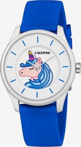 CALYPSO WATCHES Quarzuhr 'Sweet Time' in Blau