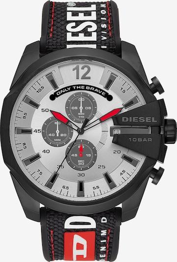DIESEL Analoginen kello värissä vaaleanpunainen / musta / valkoinen, Tuotenäkymä