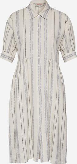 PAUL & JOE SISTER Robe-chemise '11POLKA' en blanc naturel, Vue avec produit