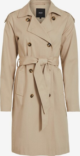OBJECT Trenchcoat in beige, Produktansicht