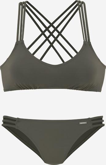 BRUNO BANANI Bikini in oliv, Produktansicht