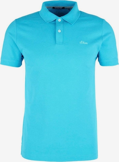 s.Oliver Poloshirt in türkis, Produktansicht