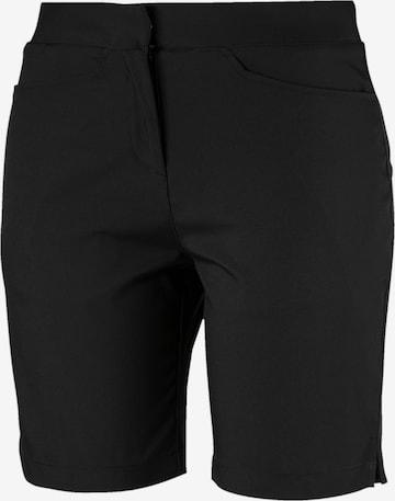 PUMA Workout Pants 'Pounce' in Black