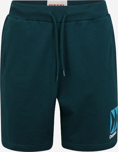 DIESEL Pyžamové kalhoty 'BMOWT-EDDY' - tmavě zelená, Produkt