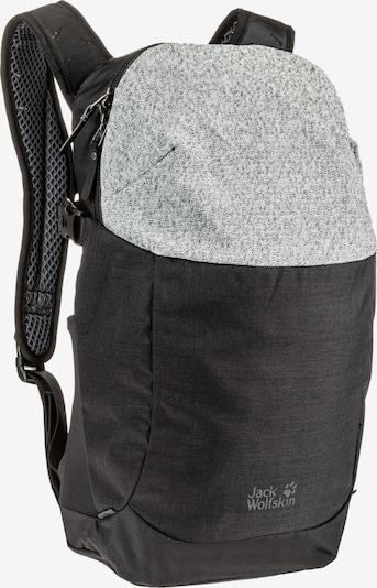 JACK WOLFSKIN Sac à dos de sport 'PROTECT 20 PACK' en gris / noir, Vue avec produit