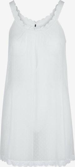 LingaDore Negligé 'LABRYA' in de kleur Wit, Productweergave