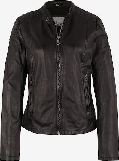 7ELEVEN Jacke 'Raffi' in schwarz, Produktansicht