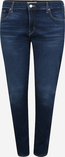 Levi's® Plus Jeans in blue denim, Produktansicht