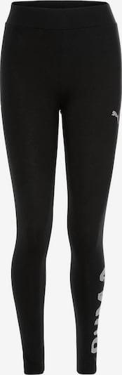 PUMA Leggings in schwarz / weiß, Produktansicht