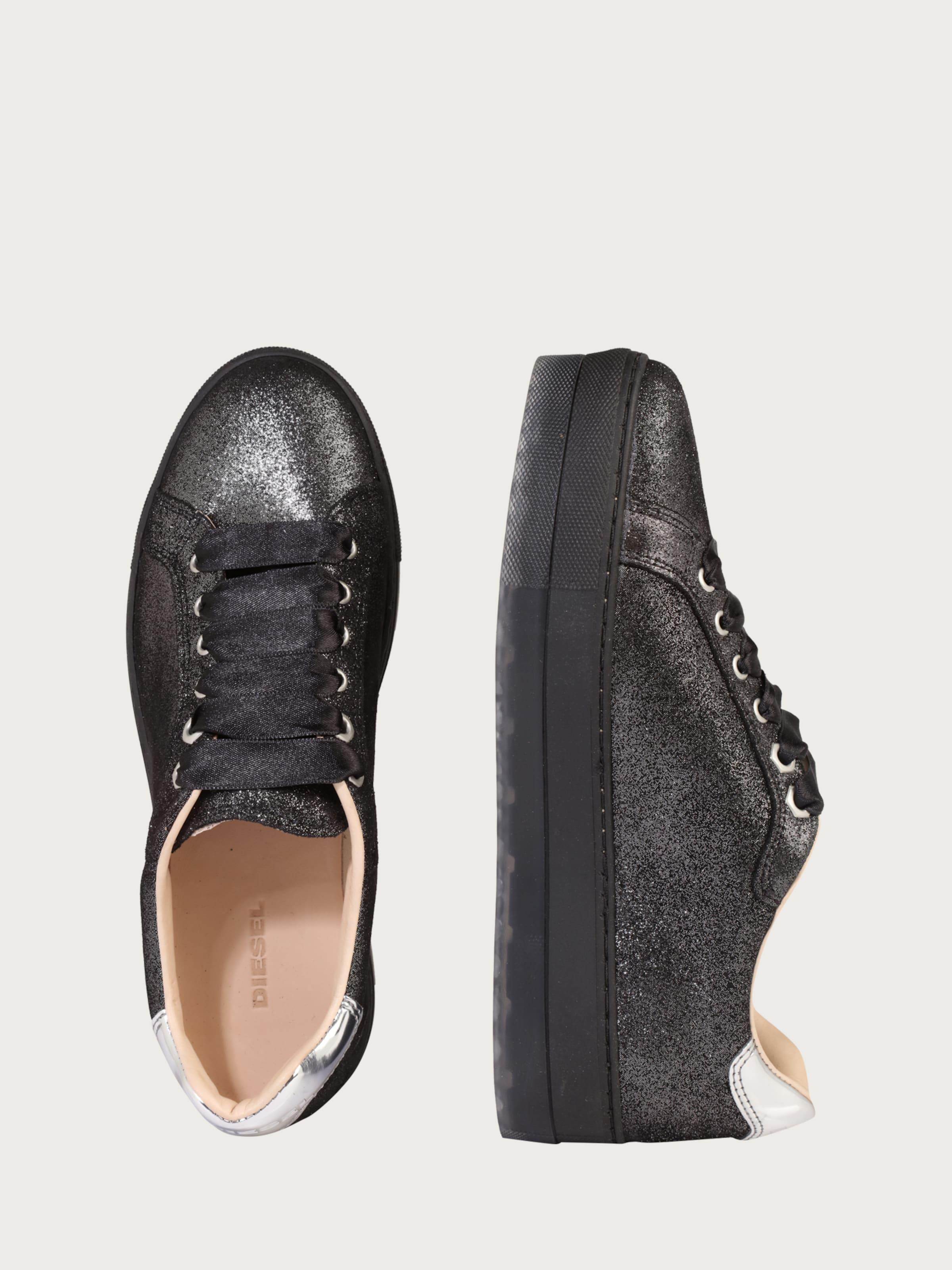 DIESEL 'LENGLAS ANDYES' Sneakers Preise Im Netz Wirklich Billige Schuhe Online Rabatte Rabatt Ebay KB24DN