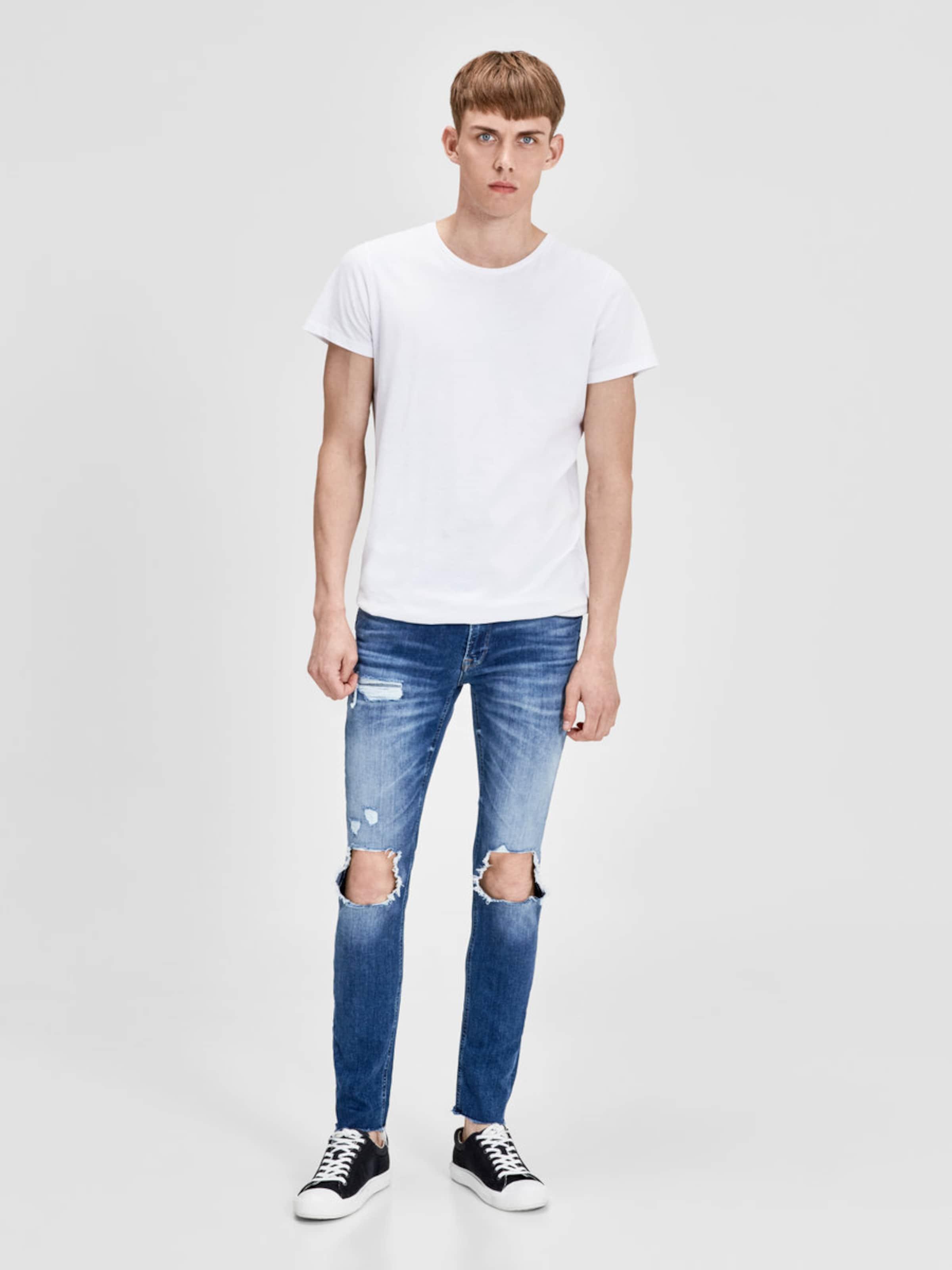 Große Überraschung Günstig Kaufen Besten Laden Zu Bekommen JACK & JONES Skinny Fit Jeans 'LIAM ORIGINAL 055 50SPS' W6lLLOFNr