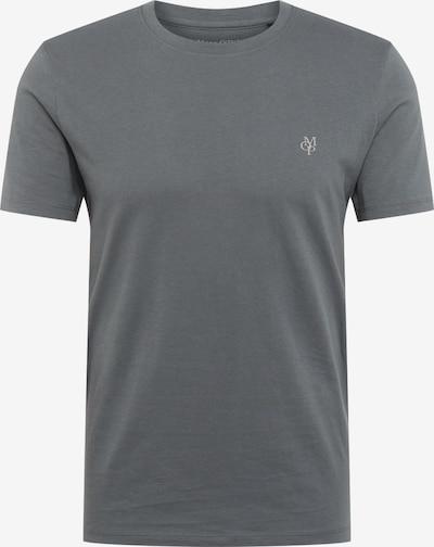 Marc O'Polo Shirt in dunkelgrün, Produktansicht