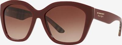 BURBERRY Slnečné okuliare - bordové, Produkt