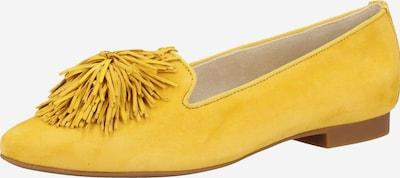 Paul Green Ballerina in gelb, Produktansicht