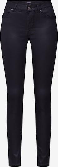 Jeans VERO MODA pe negru: Privire frontală
