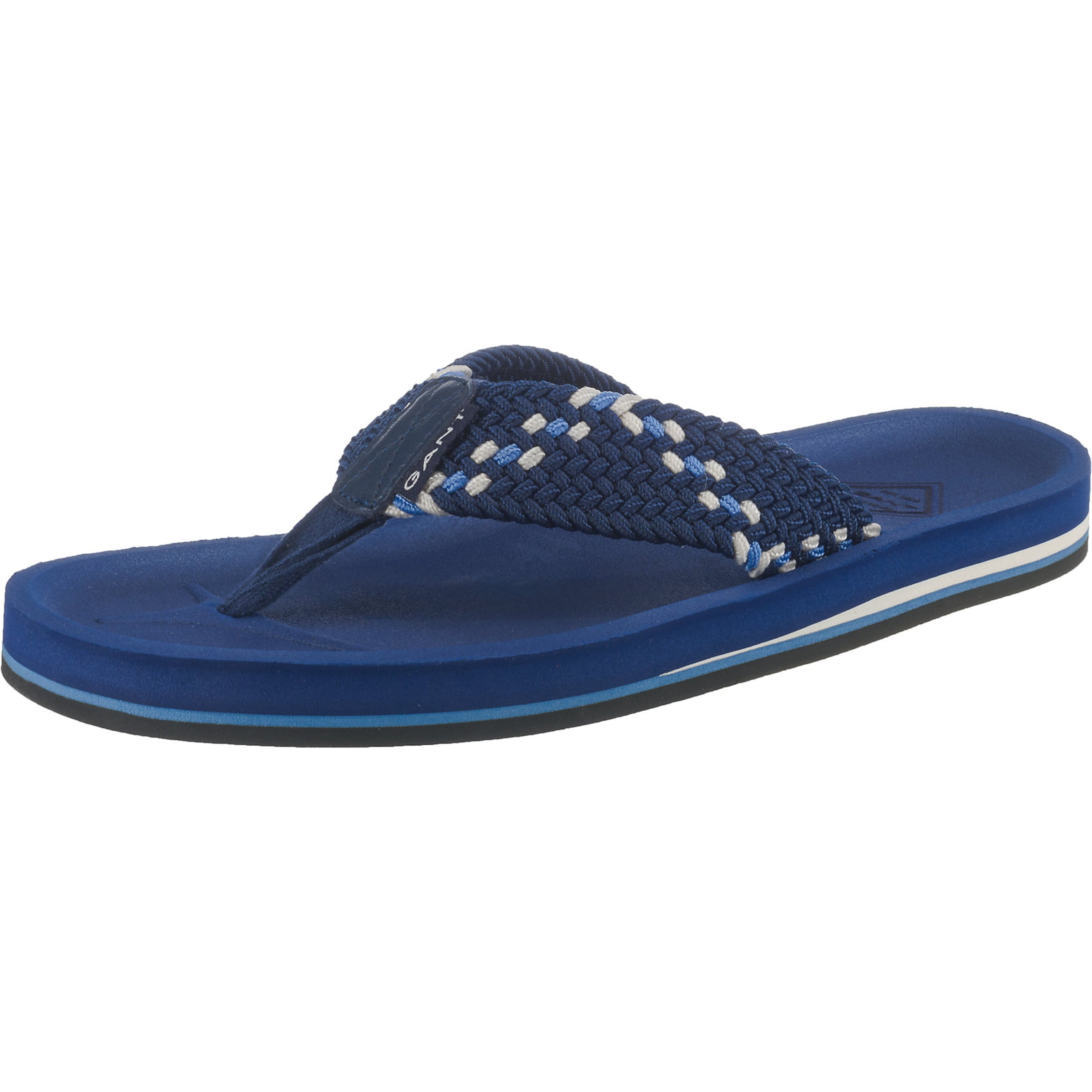 In Weiß 'breeze' Slipper DunkelblauRot Gant QCBtohdsrx