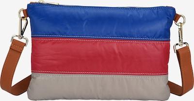 Crickit Tasche 'Claire' in blau / grau / fuchsia, Produktansicht
