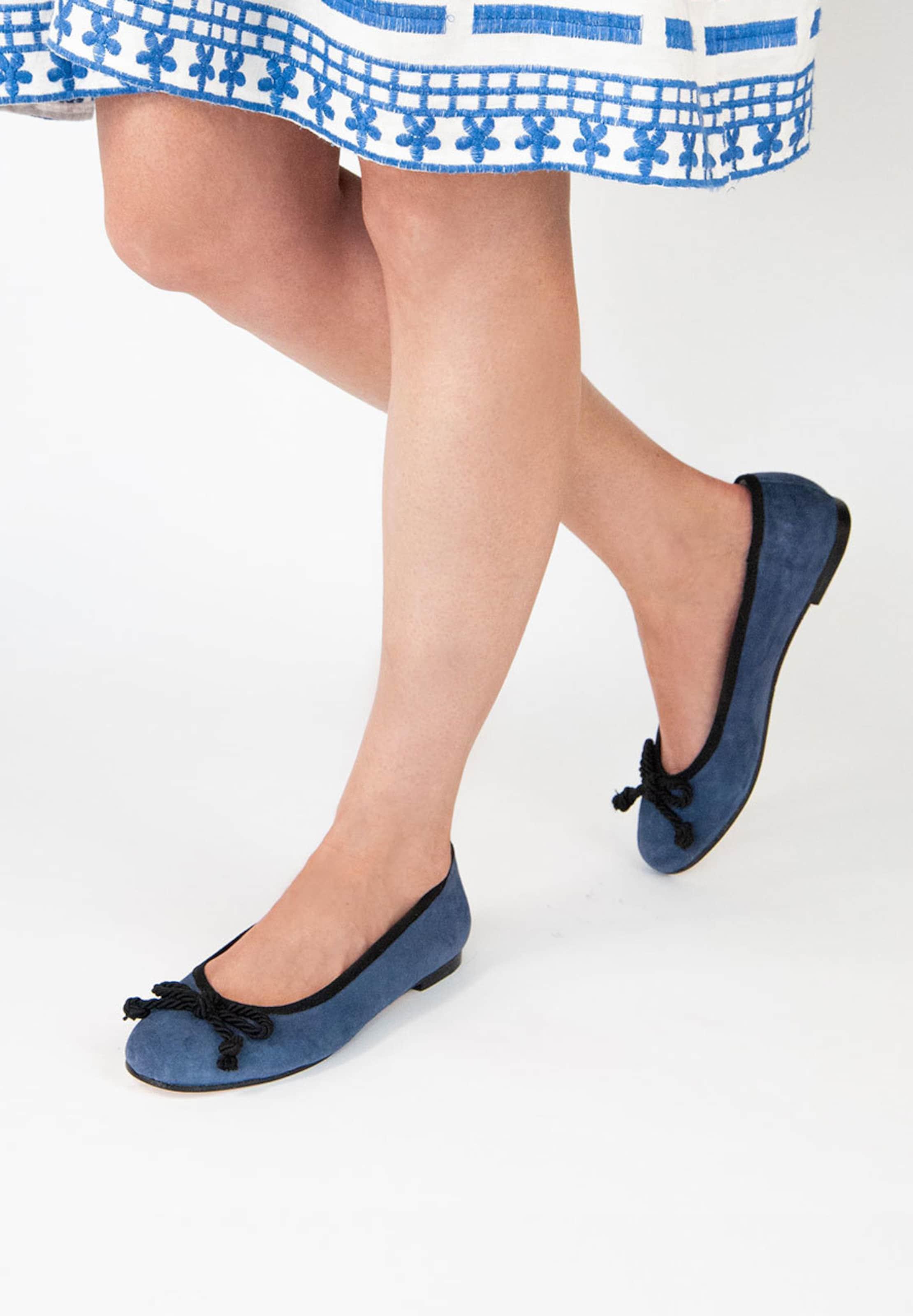 Ballerinas 'millie' In Crickit Denim BlauBlue yn0wPNvmO8