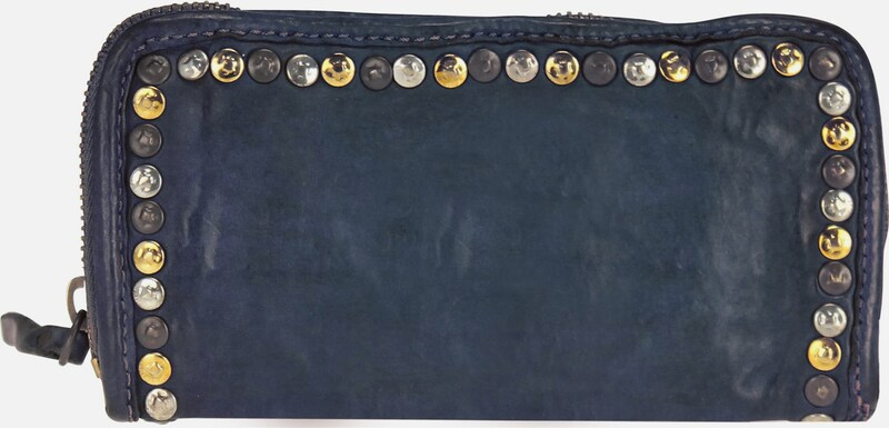 Campomaggi Geldbörse im Vintage-Look