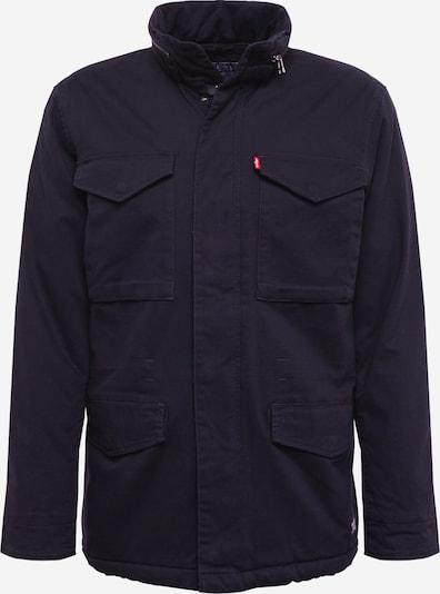 LEVI'S Tussenjas in de kleur Zwart, Productweergave