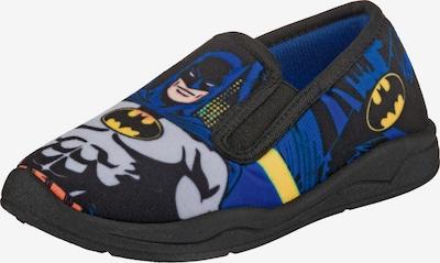Batman Hausschuhe in mischfarben / schwarz, Produktansicht