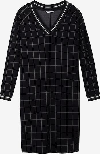 Sandwich Kleid in schwarz / weiß, Produktansicht