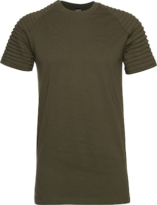 Urban Classics T-Shirt 'Pleat Raglan Tee'