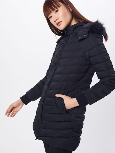LTB Mantel 'HISABA' in schwarz, Modelansicht