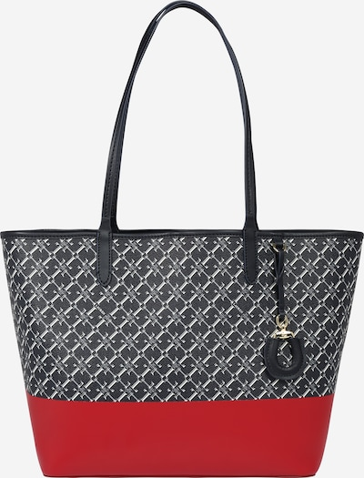 Lauren Ralph Lauren Torba shopper 'Collins 32' w kolorze granatowy / czerwony / białym, Podgląd produktu