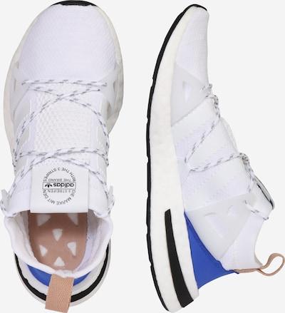 ADIDAS ORIGINALS Sneaker 'ARKYN' in blau / weiß: Seitenansicht