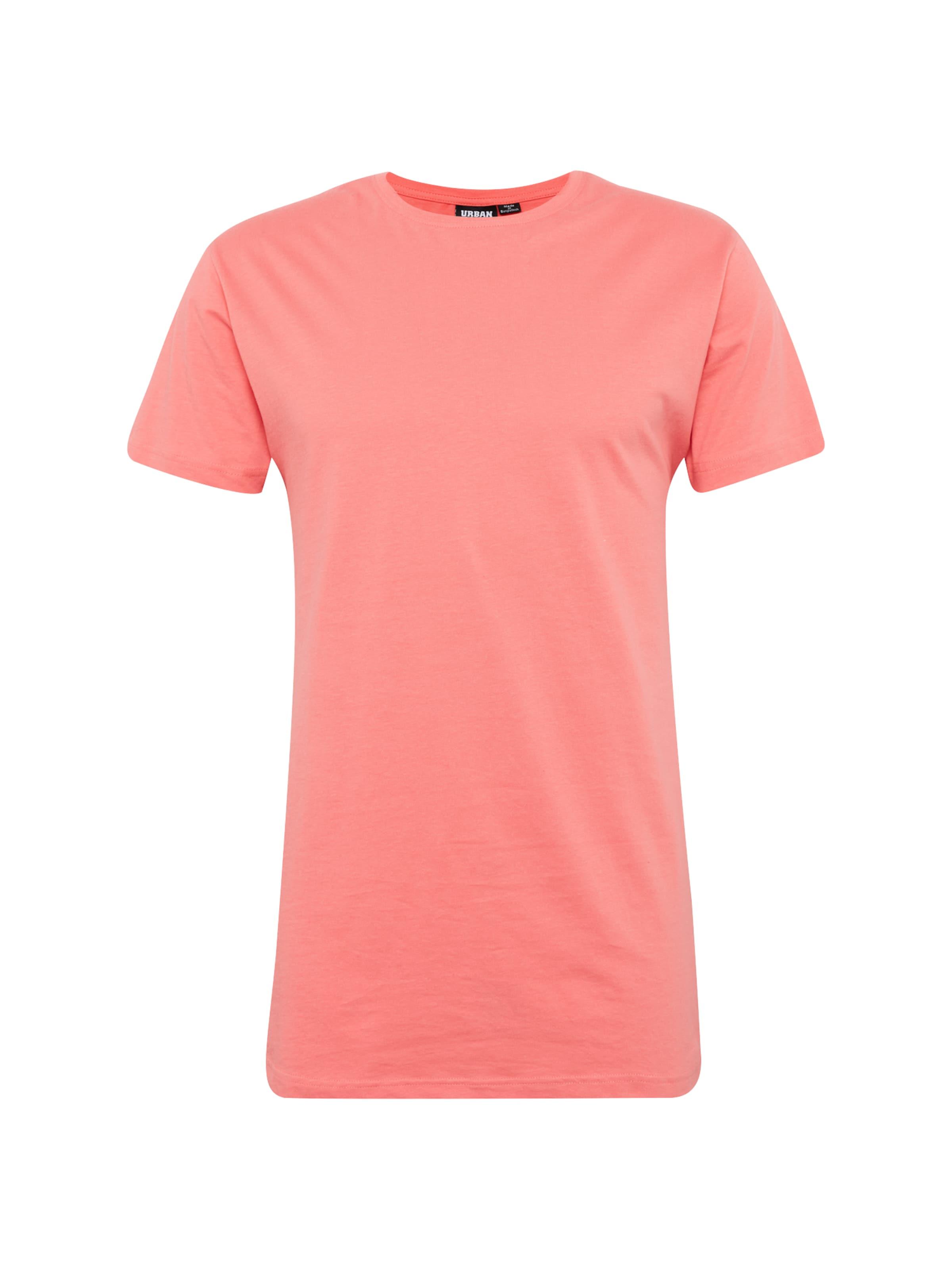 Koralle 'shaped In T Tee' Urban Classics shirt Long nk08wOP