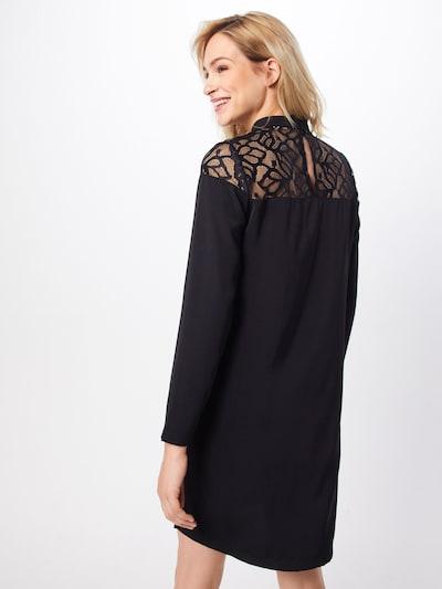 Suknelė 'Warren Dress L/S' iš Another Label , spalva - juoda: Vaizdas iš galinės pusės