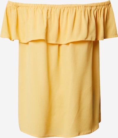 ICHI Chemisier 'marrakech' en jaune, Vue avec produit