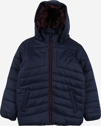 NAME IT Jacke 'Mabas' in navy / beere, Produktansicht