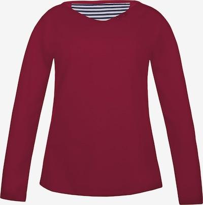 sassa Shirt 'SEA SPIRIT' in rot / feuerrot / hellrot, Produktansicht