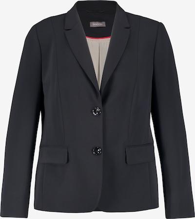 SAMOON Blazer in schwarz, Produktansicht