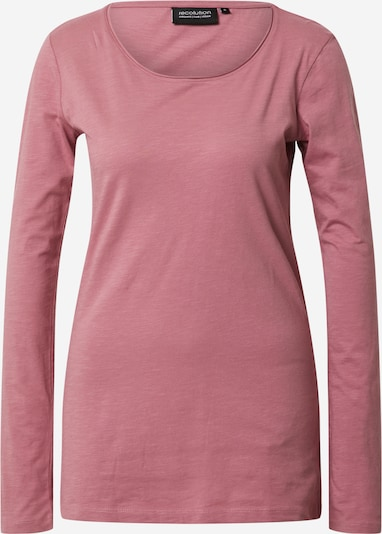 recolution Shirt in rosa, Produktansicht