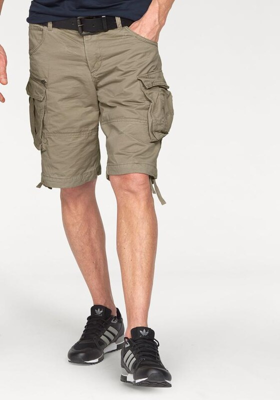 JACK & JONES Shorts 'JJICHOP CARGO SHORTS WW N'
