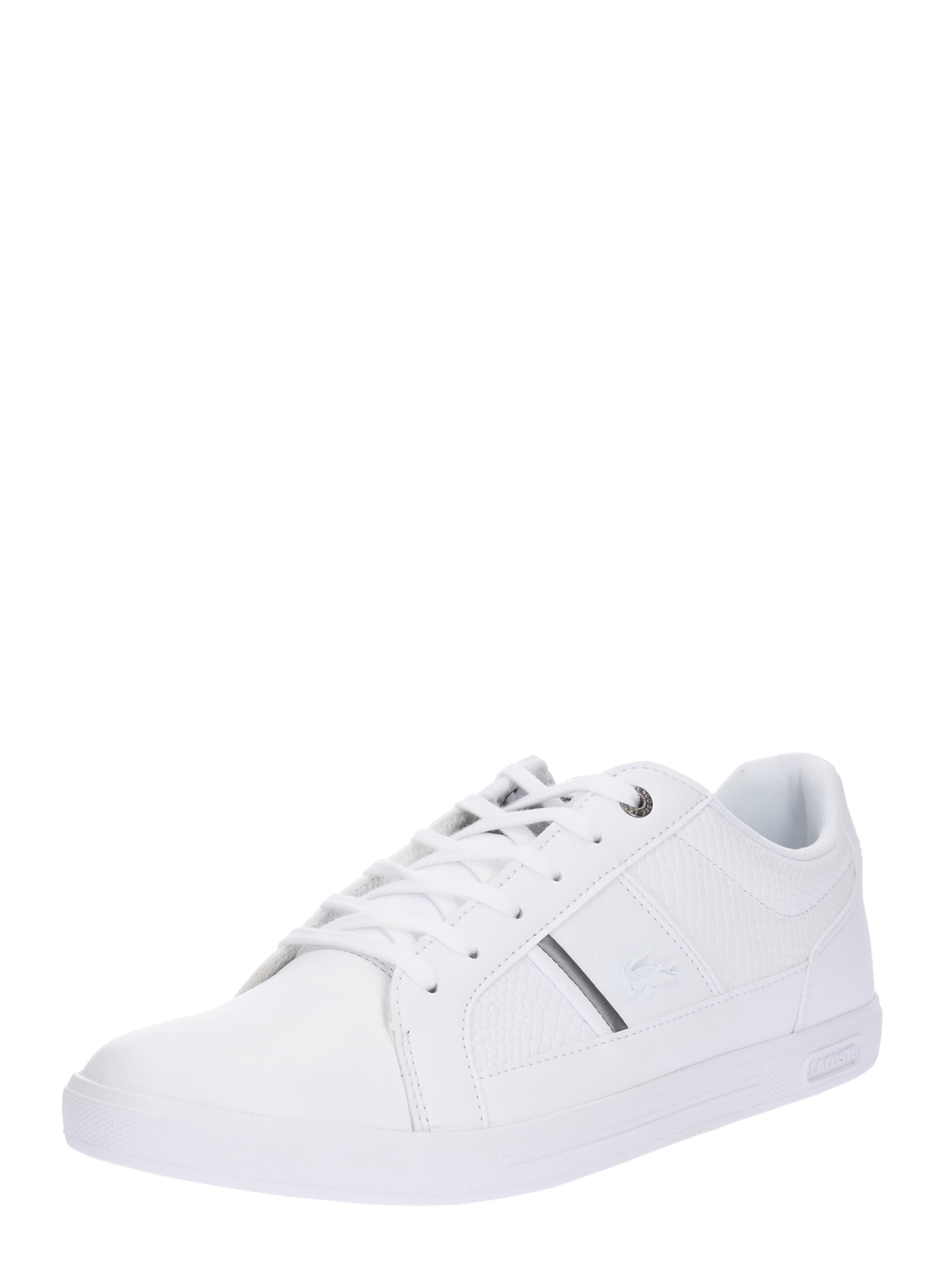 LACOSTE | Freizeitschuh 'Europa 417 1' Schuhe Gut getragene Schuhe