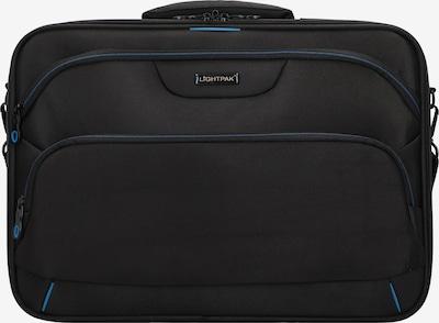 Lightpak Laptoptasche 'Executive Line' in schwarz, Produktansicht