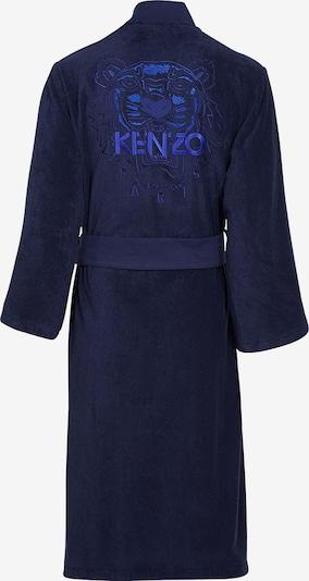 Kenzo Maison Bademantel 'ICONIC' in blau / navy / dunkelblau, Produktansicht