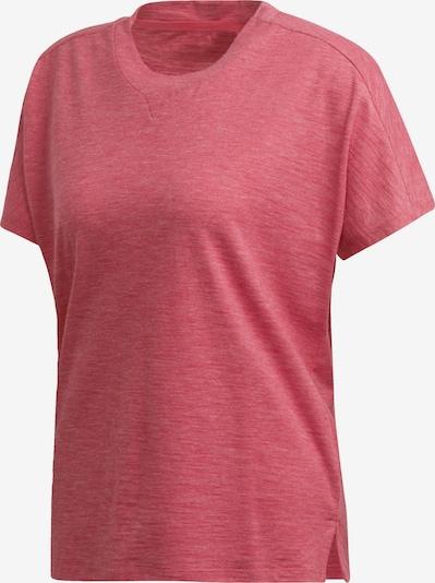 ADIDAS PERFORMANCE Functioneel shirt 'ID Winners AtTEEtude' in de kleur Pitaja roze, Productweergave