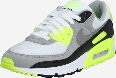 Nike Sportswear Tenisky 'Nike Air Max 90' - šedá / limetková / bílá, Produkt